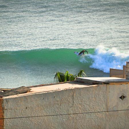 Advanced Surf Coaching Morocco
