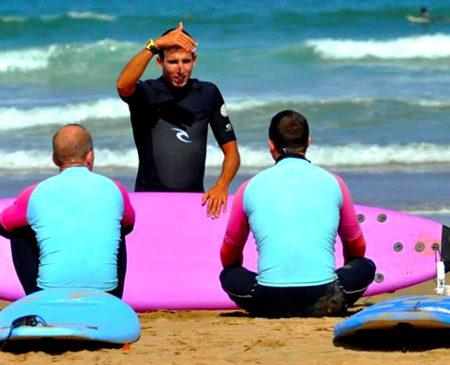 Beginner Surf Lessons Morocco