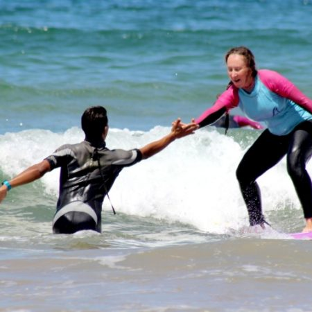 Beginners Surf Lessons Morocco