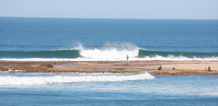 Guiding Surf Town Morocco