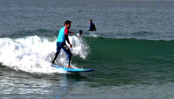 Intermediate Surf Lessons Morocco