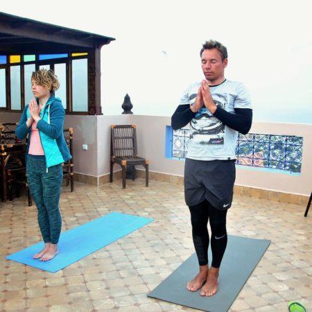 Surf Yoga Camp Morocco