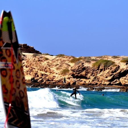 Intermediate Surf Lessons Morocco