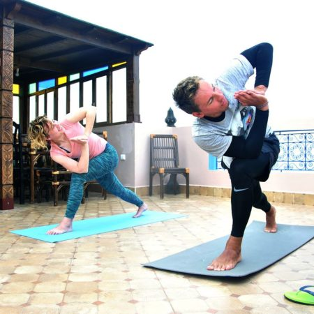 Surf Yoga Camp Morocco